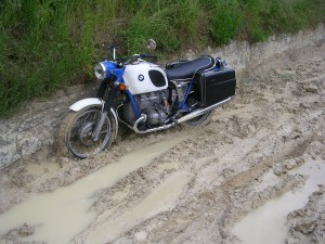 BMW R 80/5 Off-Road