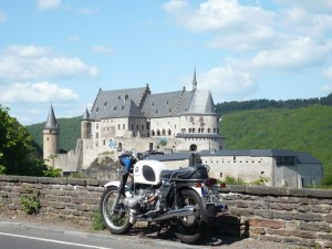 BMW R 80/5 in Vianden