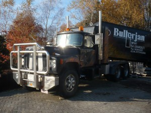 Oller MACK in Belgien